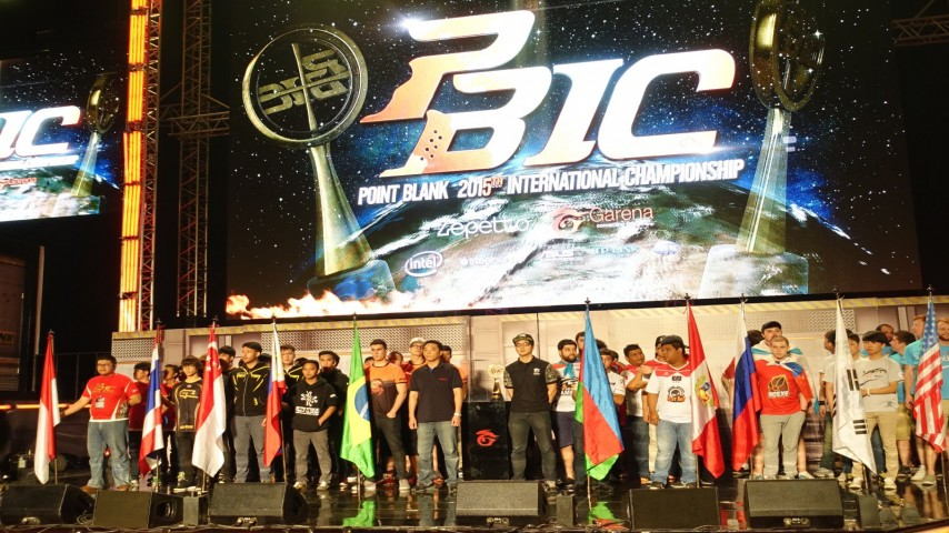 PBIC 2015 Day One - Greetings from Jakarta, Indonesia!