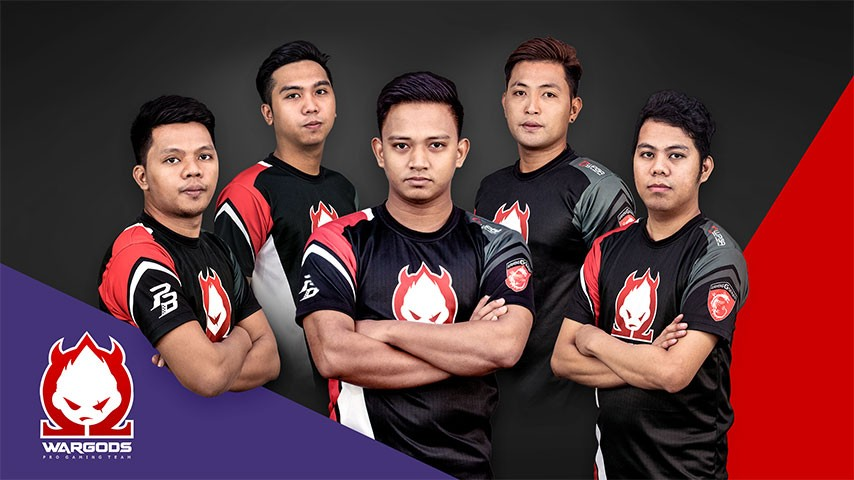 Introducing PBIC 2017 Teams #2 – Wargods Ace Gaming (Philippines)