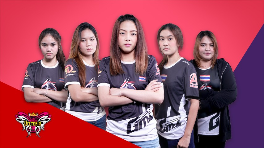 Introducing PBIWC 2017 Teams #1 – DMZ-Vittoria.RockyRose by TokioStriker (Thailand)