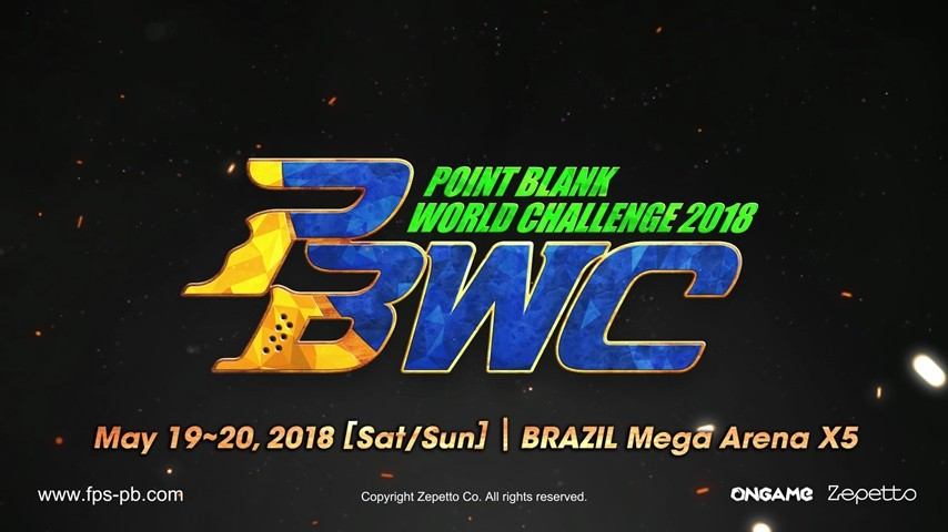 Trailer & Poster is out for PBWC 2018!