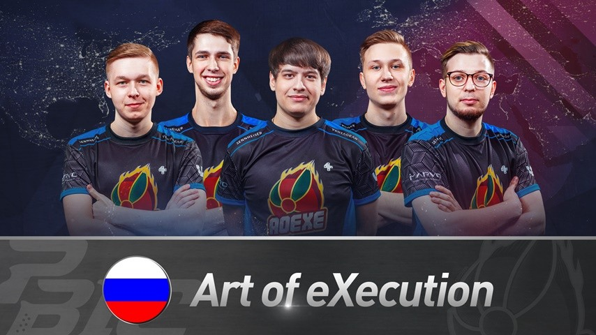 PBIC 2018 Report: Art of eXecution