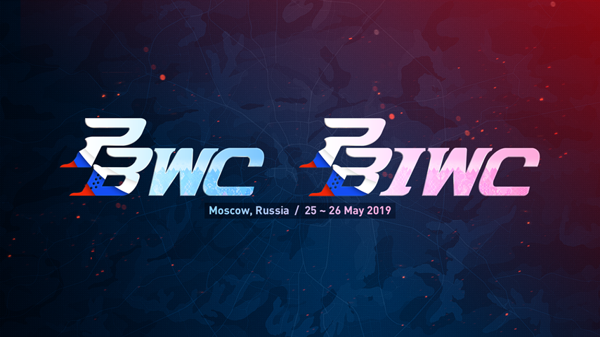 PBWC 2019 in Moscow with PBIWC!
